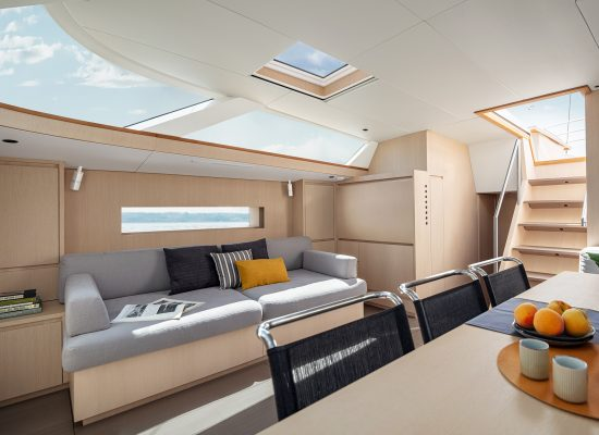 Solaris 80 RS Interior 3