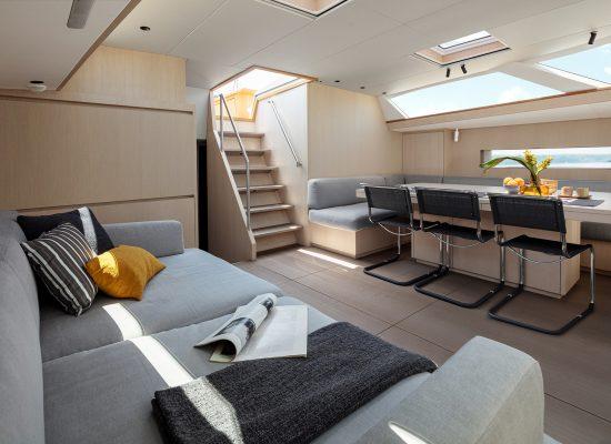 Solaris 80 RS Interior 4