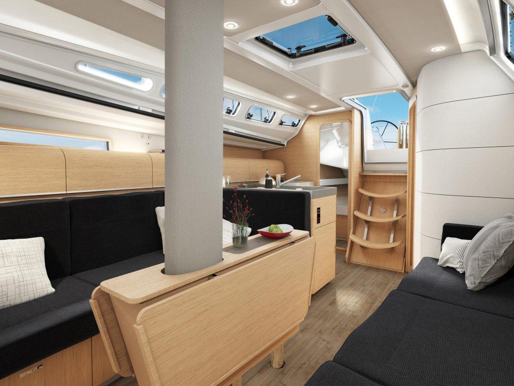 Dehler 38SQ Interior 2