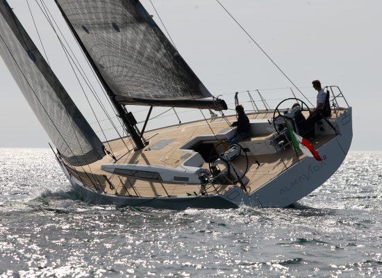 Solaris 50 Sailing 1